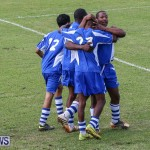 Shield Semi Final Football Bermuda, December 26 2014-96
