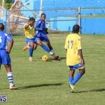 Shield Semi Final Football Bermuda, December 26 2014