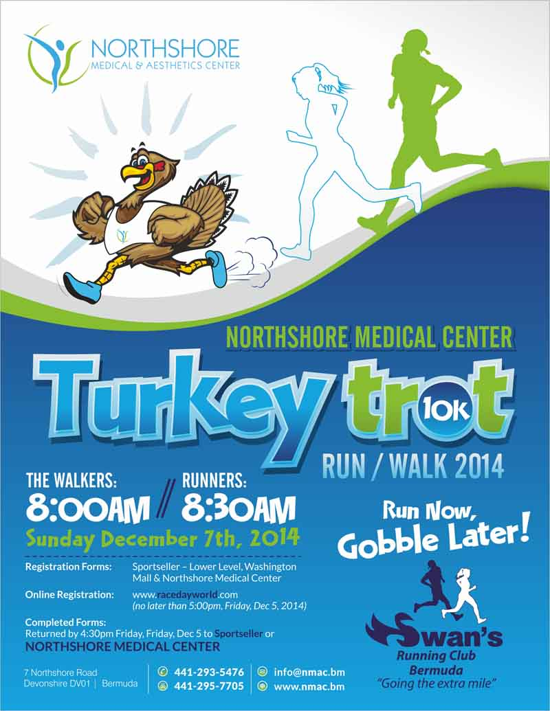 Turkey Trot- Flyer 2014