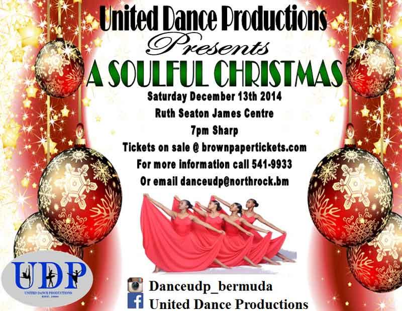 UDP SOULFUL CHRISTMAS