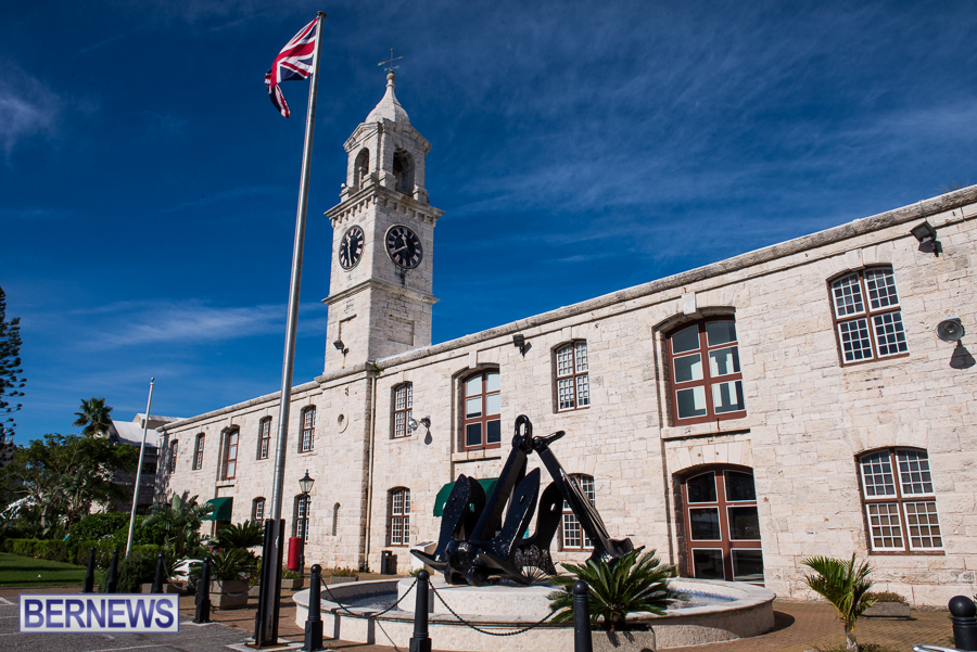 dockyard clocktower mall bermuda generic