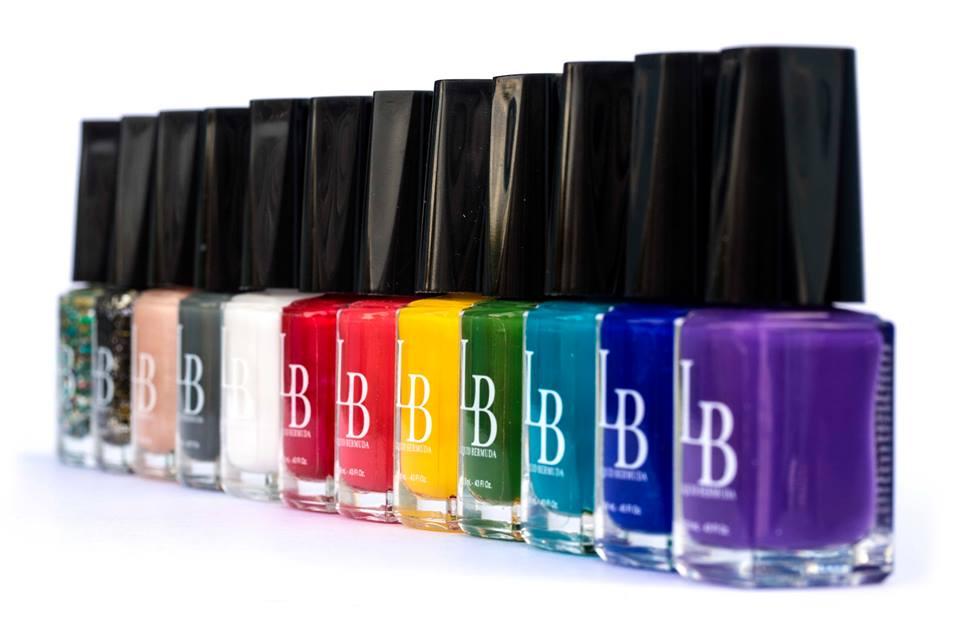 New Nail Polish Inspired By Bermuda Shades - Bernews