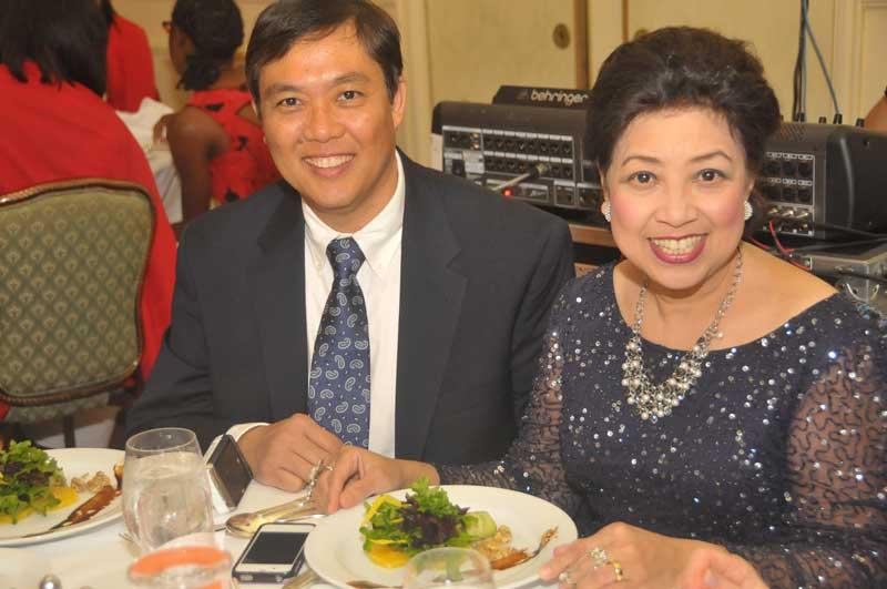 Dr Sein Aung & Dr Htay Myint