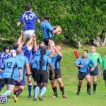 Duckett Memorial Rugby Bermuda, January 10 2015-20