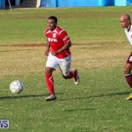 Hamilton Parish vs North Village Bermuda, January 4 2015-1