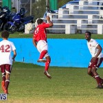 Hamilton Parish vs North Village Bermuda, January 4 2015-35