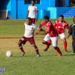Hamilton Parish vs North Village Bermuda, January 4 2015-44