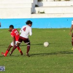 Hamilton Parish vs North Village Bermuda, January 4 2015-47