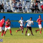 Hamilton Parish vs North Village Bermuda, January 4 2015-5