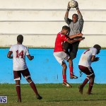 Hamilton Parish vs North Village Bermuda, January 4 2015-53