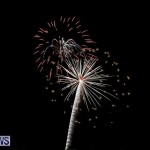 New Years Eve Fireworks Bermuda, December 31 2014-12