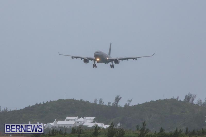 Royal-Air-Force-RAF-Typhoon-A330-200-Voyager-Bermuda-January-6-2015-18