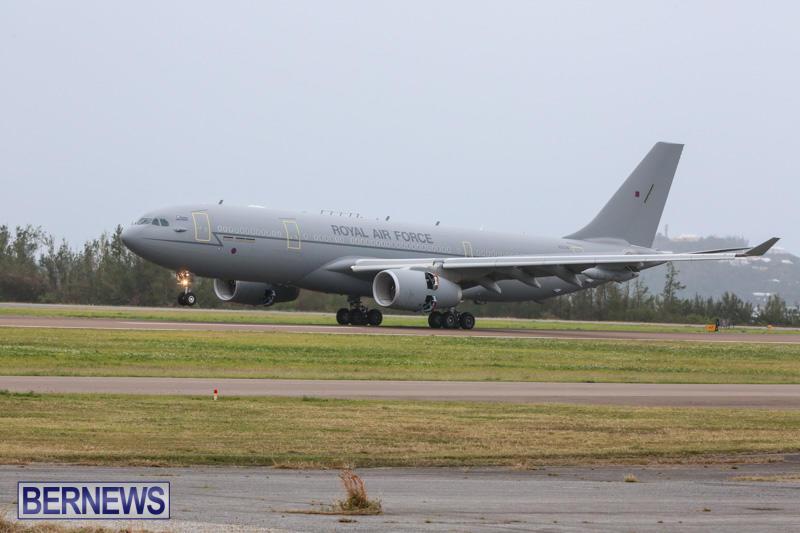 Royal-Air-Force-RAF-Typhoon-A330-200-Voyager-Bermuda-January-6-2015-23