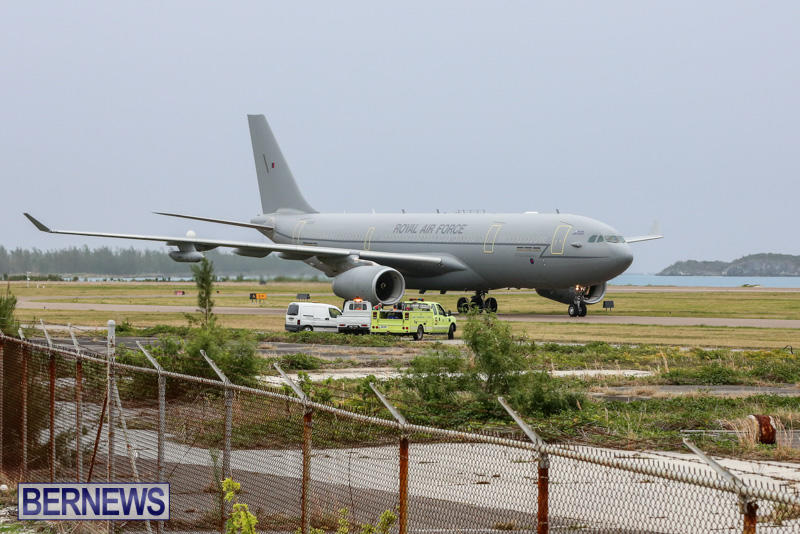 Royal-Air-Force-RAF-Typhoon-A330-200-Voyager-Bermuda-January-6-2015-26