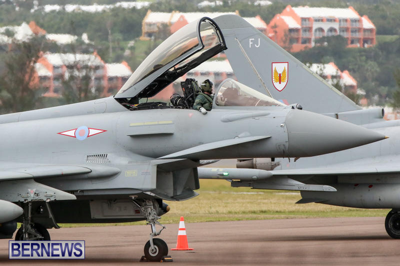 Royal-Air-Force-RAF-Typhoon-A330-200-Voyager-Bermuda-January-6-2015-29