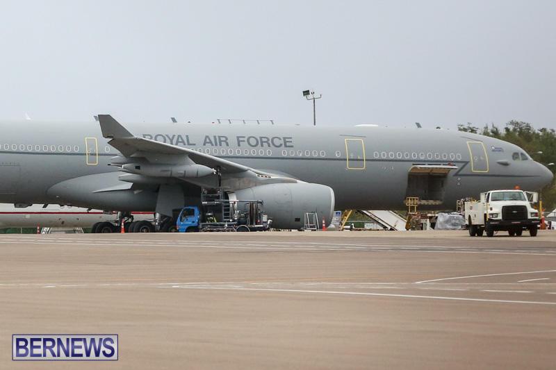 Royal-Air-Force-RAF-Typhoon-A330-200-Voyager-Bermuda-January-6-2015-32