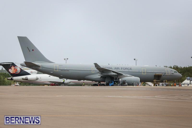 Royal-Air-Force-RAF-Typhoon-A330-200-Voyager-Bermuda-January-6-2015-33