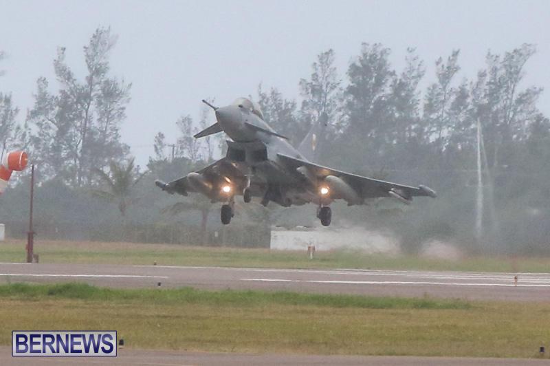 Royal-Air-Force-RAF-Typhoon-A330-200-Voyager-Bermuda-January-6-2015-4