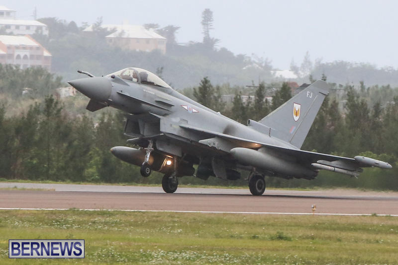 Royal-Air-Force-RAF-Typhoon-A330-200-Voyager-Bermuda-January-6-2015-6