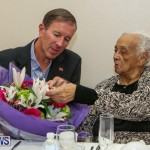 Ruth Simons 100th Birthday Bermuda, January 17 2015-2