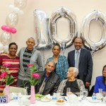 Ruth Simons 100th Birthday Bermuda, January 17 2015-20