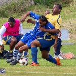 St David's vs Young Men Social Club Football Bermuda, January 11 2015-11