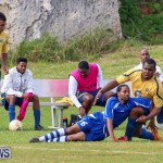 St David's vs Young Men Social Club Football Bermuda, January 11 2015-12