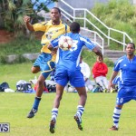 St David's vs Young Men Social Club Football Bermuda, January 11 2015-14