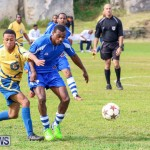 St David's vs Young Men Social Club Football Bermuda, January 11 2015-19