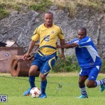 St David's vs Young Men Social Club Football Bermuda, January 11 2015-2