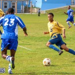 St David's vs Young Men Social Club Football Bermuda, January 11 2015-25