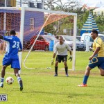 St David's vs Young Men Social Club Football Bermuda, January 11 2015-26