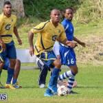 St David's vs Young Men Social Club Football Bermuda, January 11 2015-27
