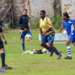 St David's vs Young Men Social Club Football Bermuda, January 11 2015-34