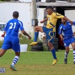 St David's vs Young Men Social Club Football Bermuda, January 11 2015-4