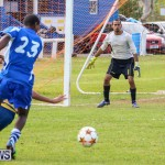 St David's vs Young Men Social Club Football Bermuda, January 11 2015-41