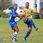 St David's vs Young Men Social Club Football Bermuda, January 11 2015-46