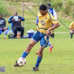 St David's vs Young Men Social Club Football Bermuda, January 11 2015-48