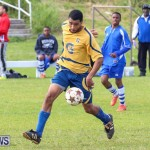 St David's vs Young Men Social Club Football Bermuda, January 11 2015-49