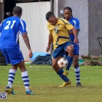 St David's vs Young Men Social Club Football Bermuda, January 11 2015-5