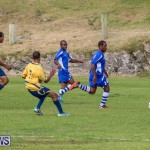 St David's vs Young Men Social Club Football Bermuda, January 11 2015-50
