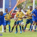 St David's vs Young Men Social Club Football Bermuda, January 11 2015-56