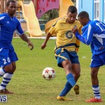 St David's vs Young Men Social Club Football Bermuda, January 11 2015-60