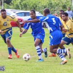 St David's vs Young Men Social Club Football Bermuda, January 11 2015-62