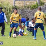 St David's vs Young Men Social Club Football Bermuda, January 11 2015-66