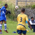 St David's vs Young Men Social Club Football Bermuda, January 11 2015-67