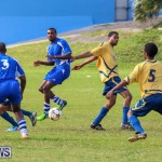 St David's vs Young Men Social Club Football Bermuda, January 11 2015-72