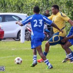 St David's vs Young Men Social Club Football Bermuda, January 11 2015-74