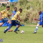 St David's vs Young Men Social Club Football Bermuda, January 11 2015-76