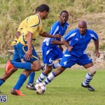 St David's vs Young Men Social Club Football Bermuda, January 11 2015-77